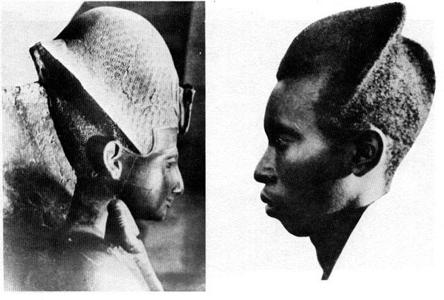 Why do we focus African history around ancient Egypt?