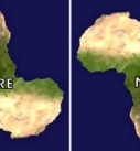 The orientation of the world in the African thought
