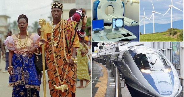 Africa must import technology, not culture