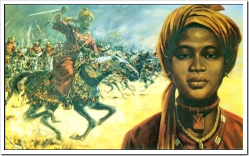 Amina, the Hausa warrior and queen