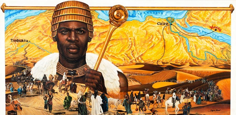 Mansa Kanku Musa, the richest man of all times