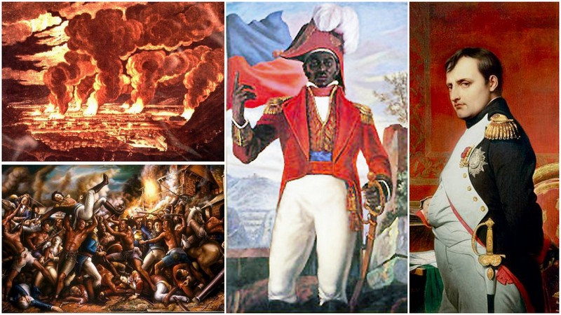 The Haitian Revolution : the greatest African war of liberation