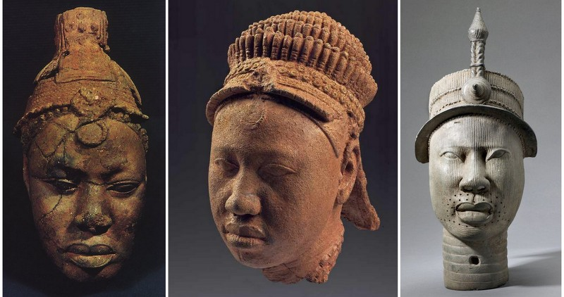 The sumptuous sculptures of the civilization of Ile-Ife