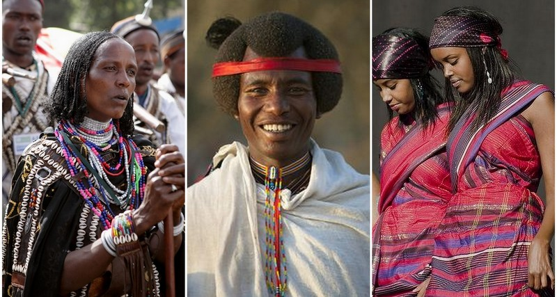 The Spirituality of the Oromos and the Somalis