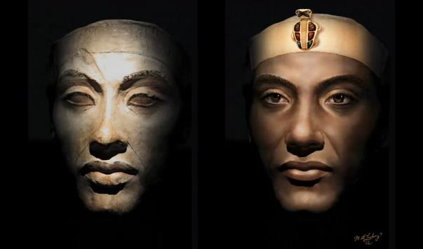 The mystery of Akhenaten