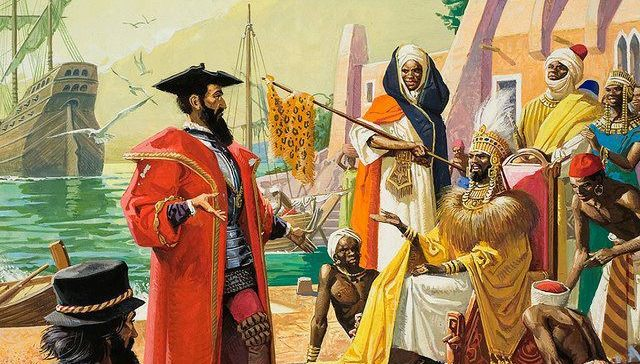 European slave traders' terrorism and the destruction of Africa