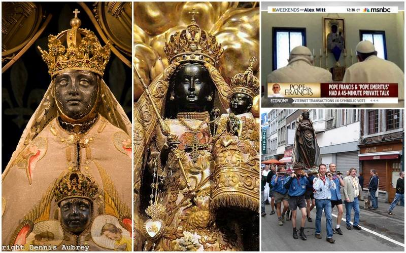 From Aisata (Isis) to the Virgin Mary