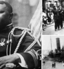 Marcus Garvey, 'the first President of Africa'
