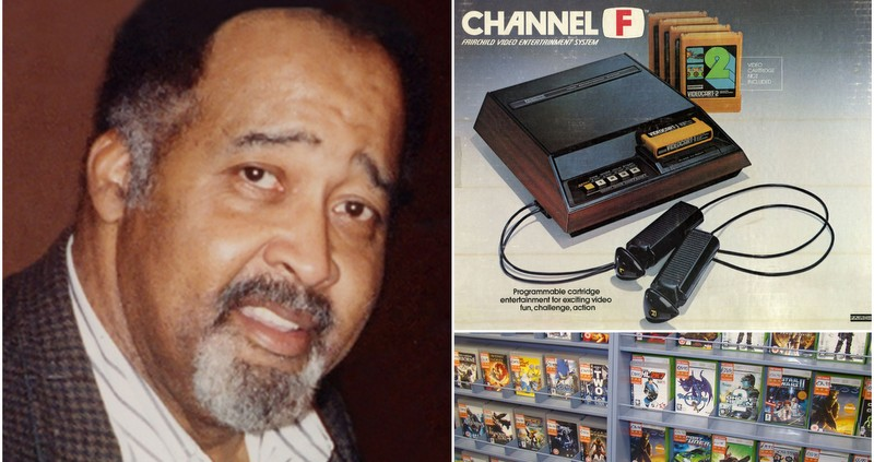 Gerald Lawson, the Black inventor at the origin of the video game market