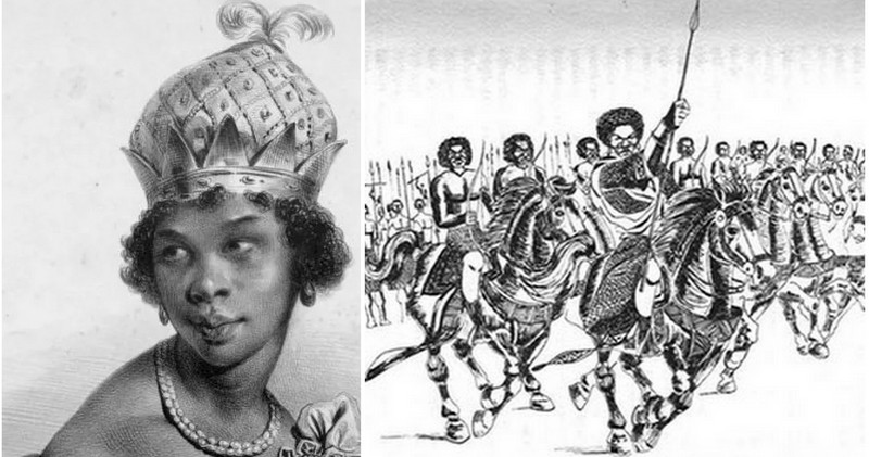 Nzinga, the nemesis of European slave traders in Africa