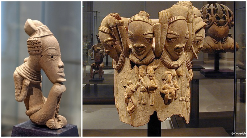 The Nok Civilization, in the heart of Africa when Pharaohs ruled Egypt