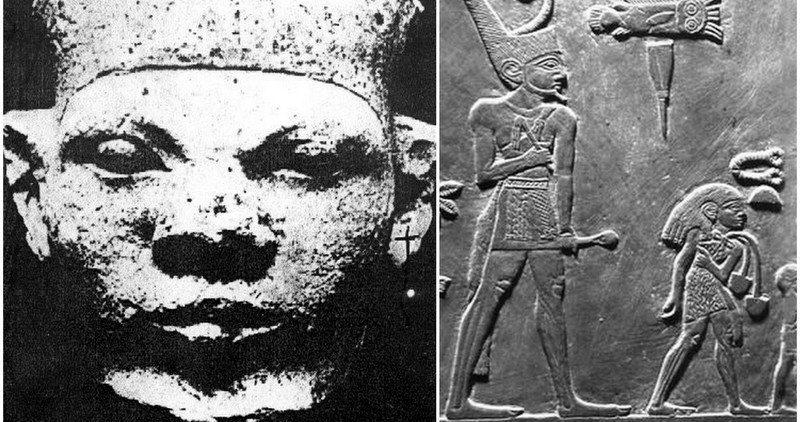 Naré Mari (Narmer), 'the first Pharaoh'