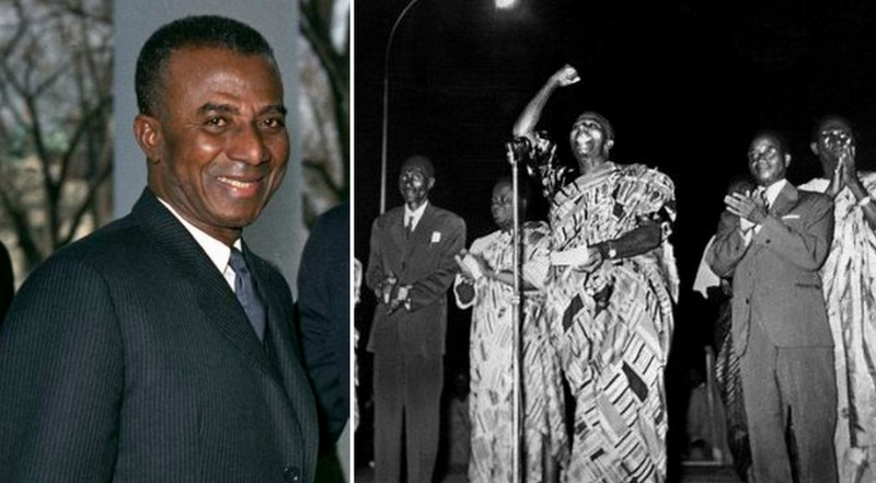 Sylvanus Olympio, the life and tragic end of Togo's first President