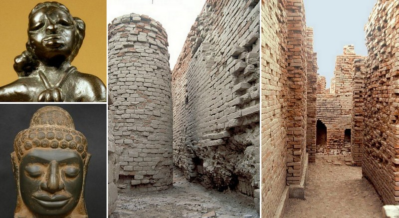 The Indus valley: and Black Dravidians were the first to civilize India