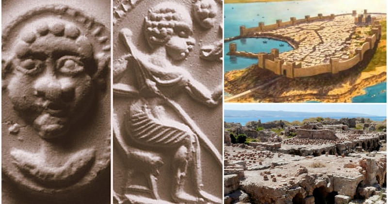 Canaan (Phoenicia), the first black civilization of Lebanon