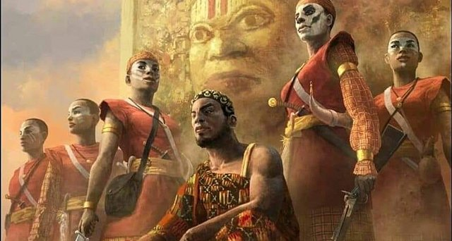 The role of the King in African thought