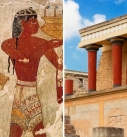 The Minoan civilization: Europe's first civilization was black