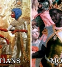 Then Africa civilized Europe… 3 times
